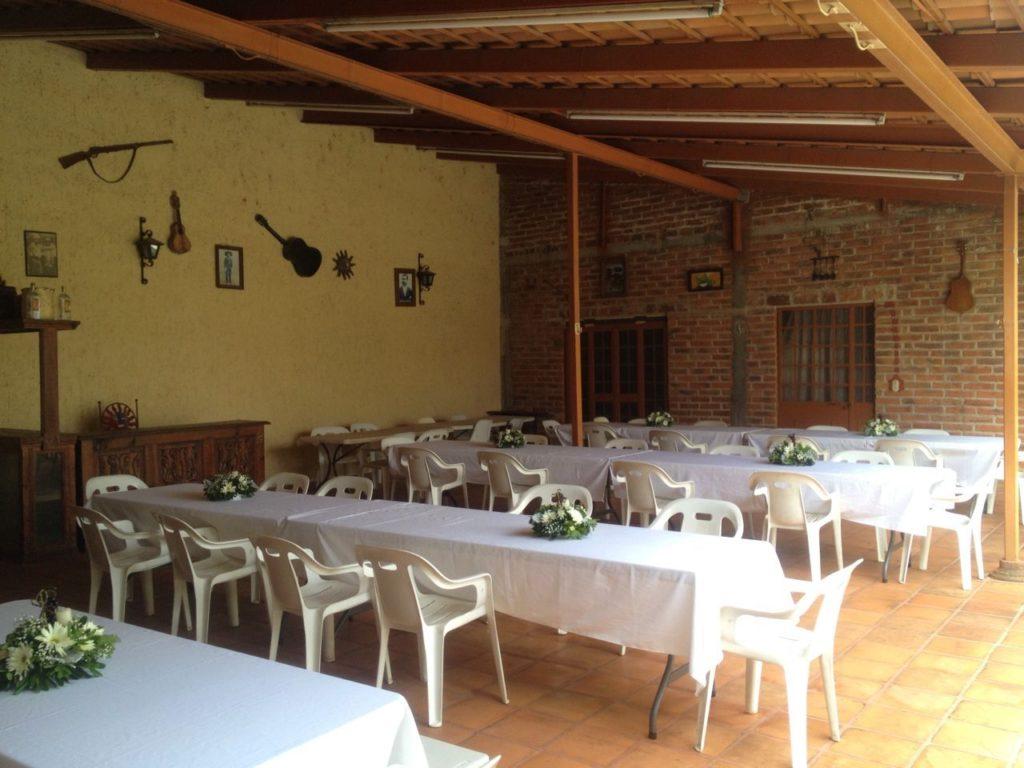 Terraza La Cabaña Para Fiestas Y Posadas